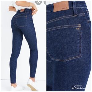 Madewell Curvy High Rise Jeans